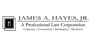 James A Hayes Jr., A Professional Law Corporation