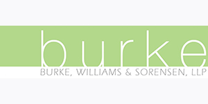 Burke, Williams & Sorensen, LLP